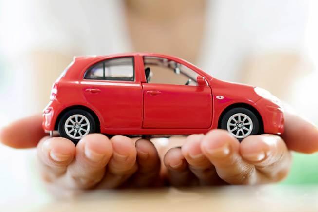 Vay mua ô tô lãi suất thấp