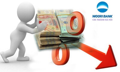 Lãi suất tiền gửi Wooribank