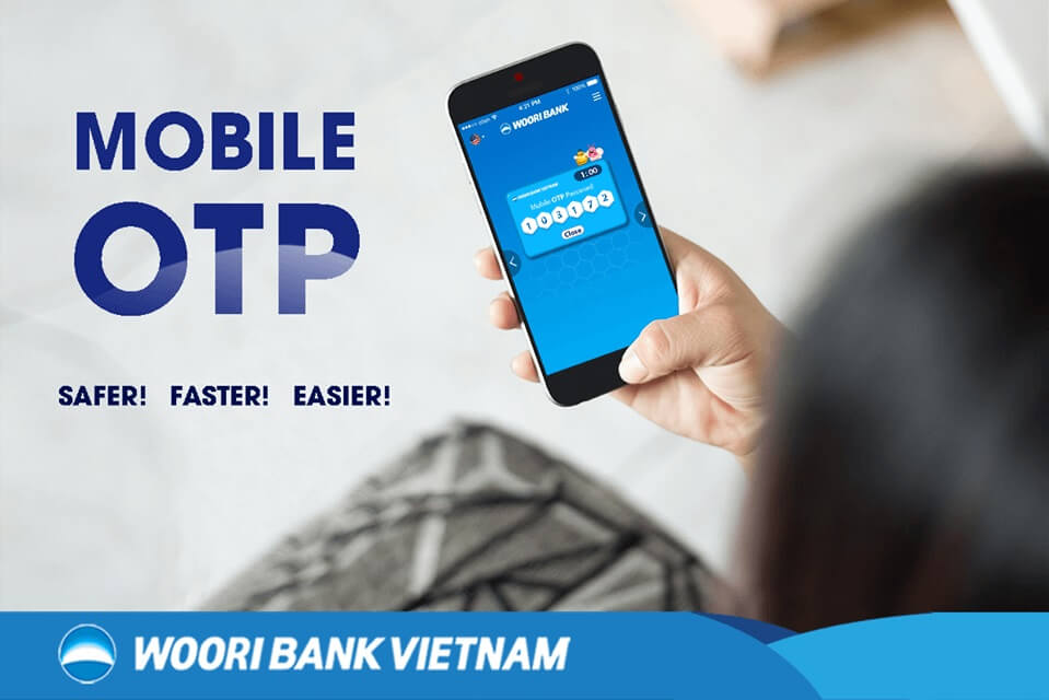 Global Wibee Bank - Mobile OTP