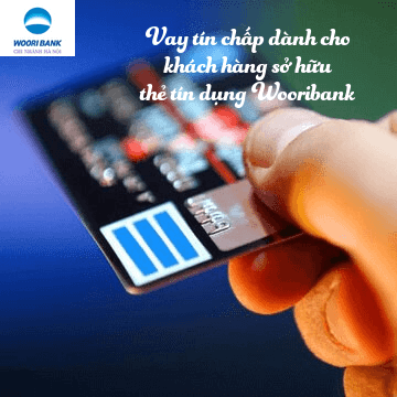 Card loan Wooribank